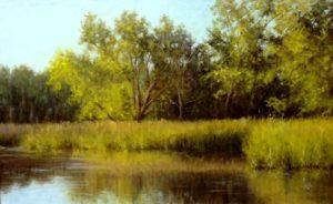 Sara Lubinski Painting 2.