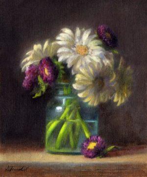 Laura Tundel daisies.