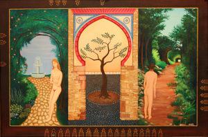 """""""Edge of Eden"""" by Susanne Crane."""