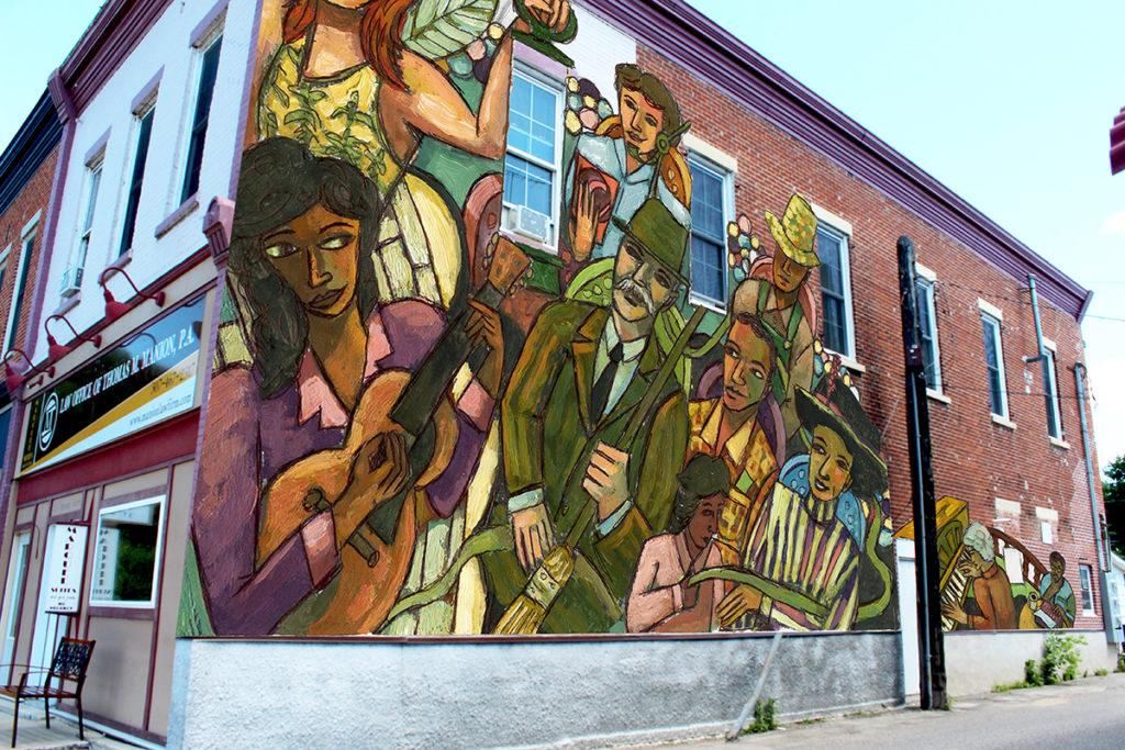 Painting Community Art